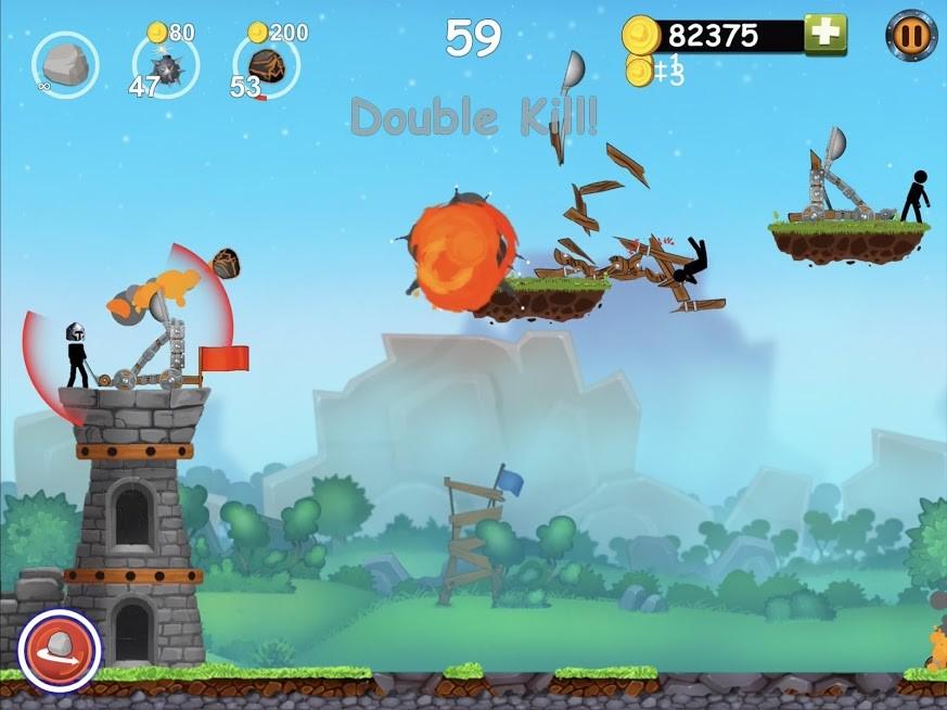 تحميل لعبة المنجنيق الشهيرة– مجاناً للأندرويد الاصدار الأخير 2020