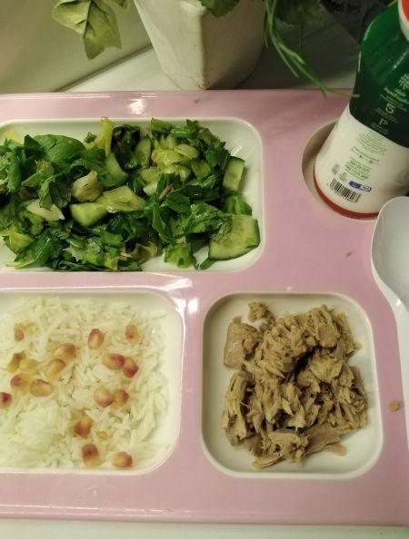 الغداء
